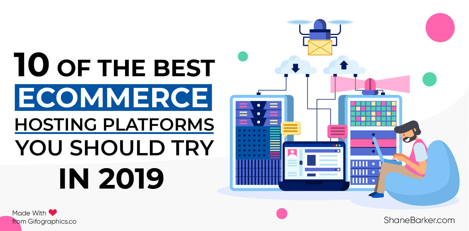 10 of the Best Ecommerce Hosting Platforms You Should Try in 2019