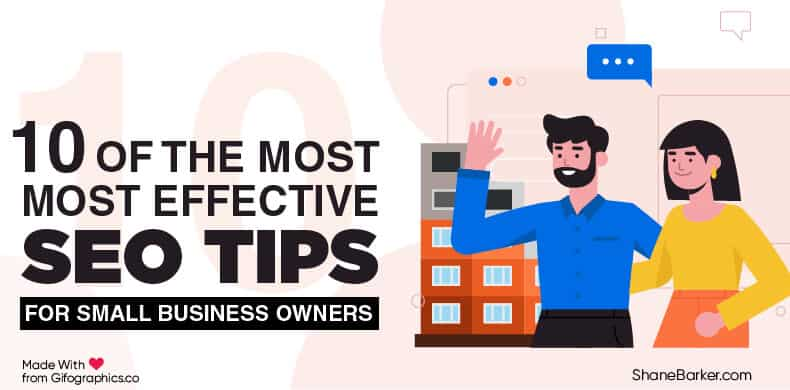 10 of the Most Effective SEO Tips for Small Businesses