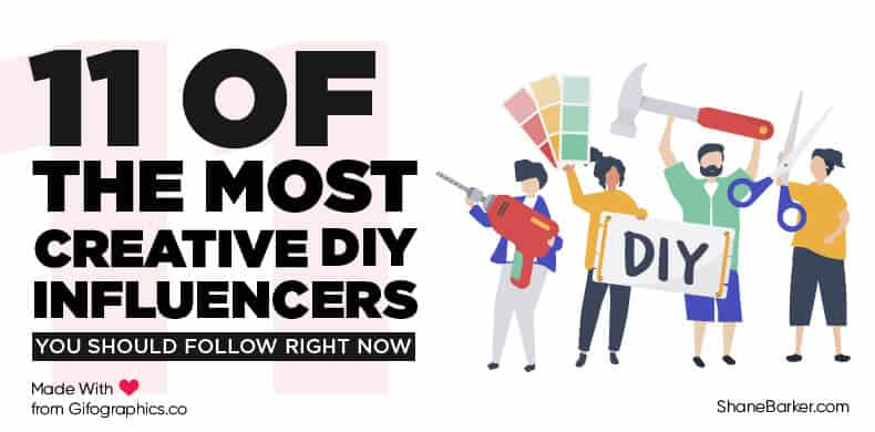 11 of the Most Creative DIY Influencers You Should Follow Right Now