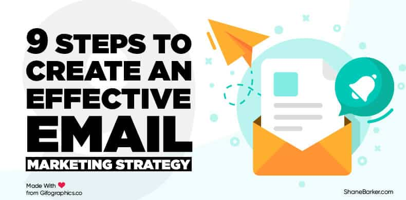 9 Steps To Create an Effective Email Marketing Strategy