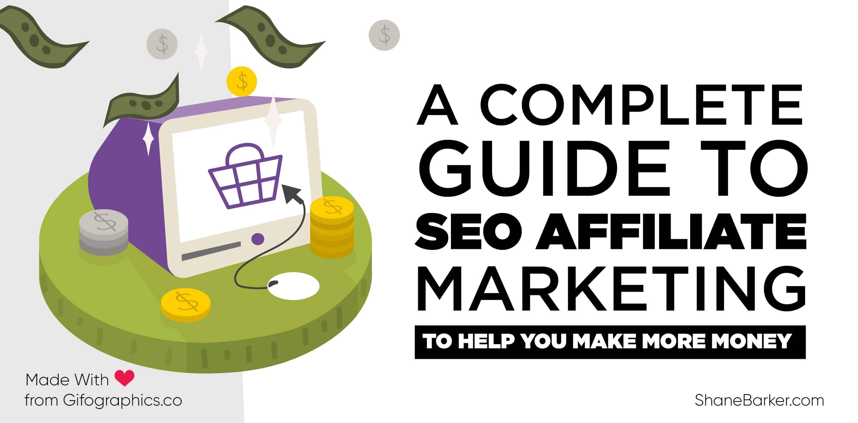 A Complete Guide to SEO Affiliate Marketing to Help You Make More Money