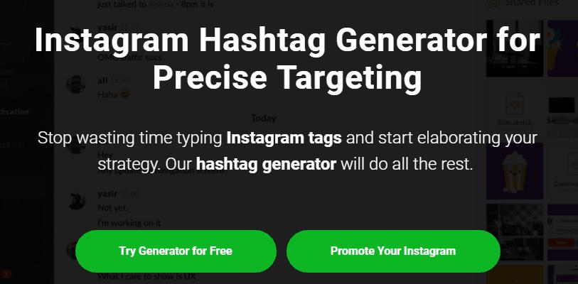 BIGBANGRAM Hashtag Generator Tools