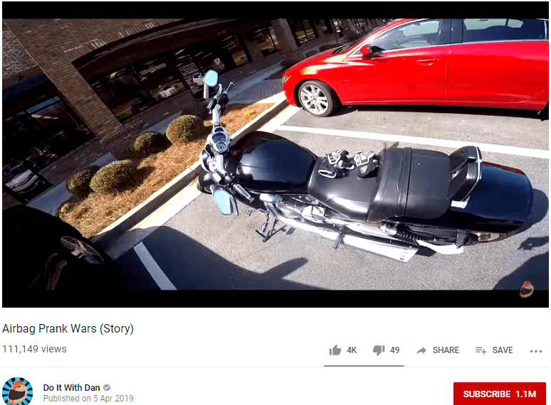 Dan Youtube Automotive Influencer