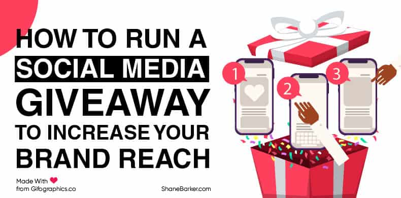 How to Run a Social Media Giveaway to Increase Your Brand