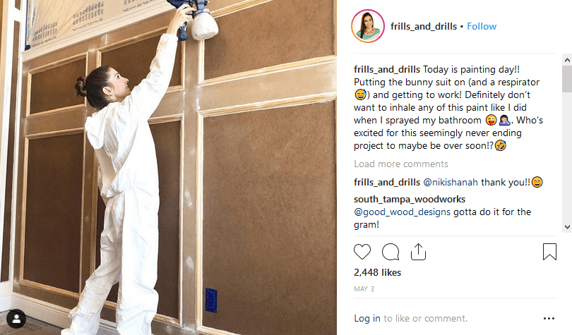 Lindsey Dean DIY Influencer