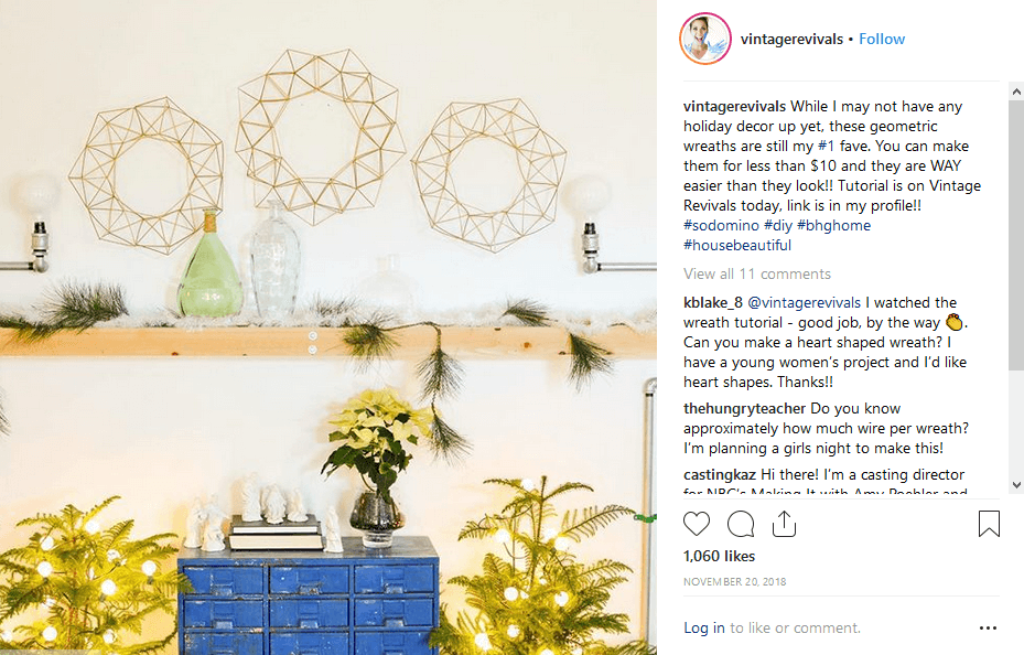 Mandi Gubler Instagram DIY Influencer