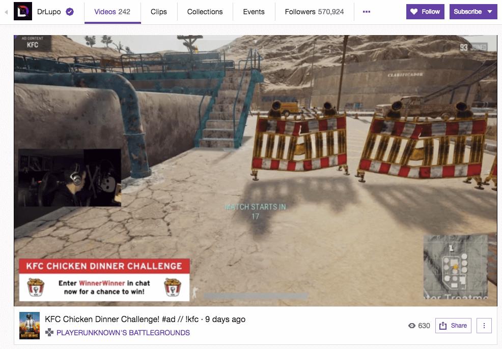 Mediakix twitch influencer marketing