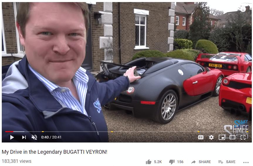 Tim Shmee Automotive Influencer