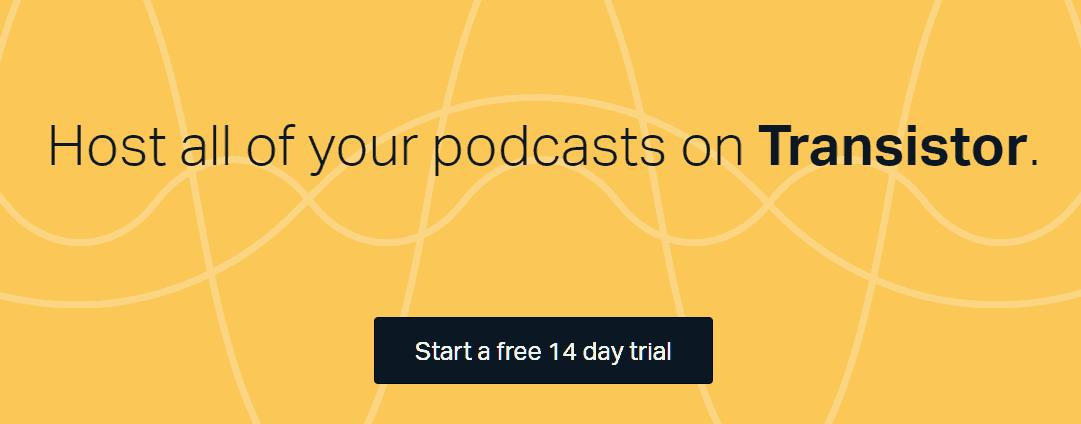 Transistor Podcast Analytics Tools