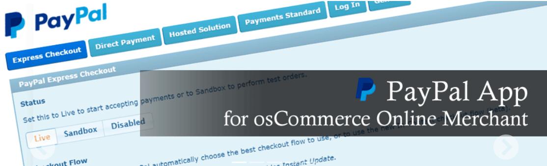 osCommerce Ecommerce Hosting Platforms