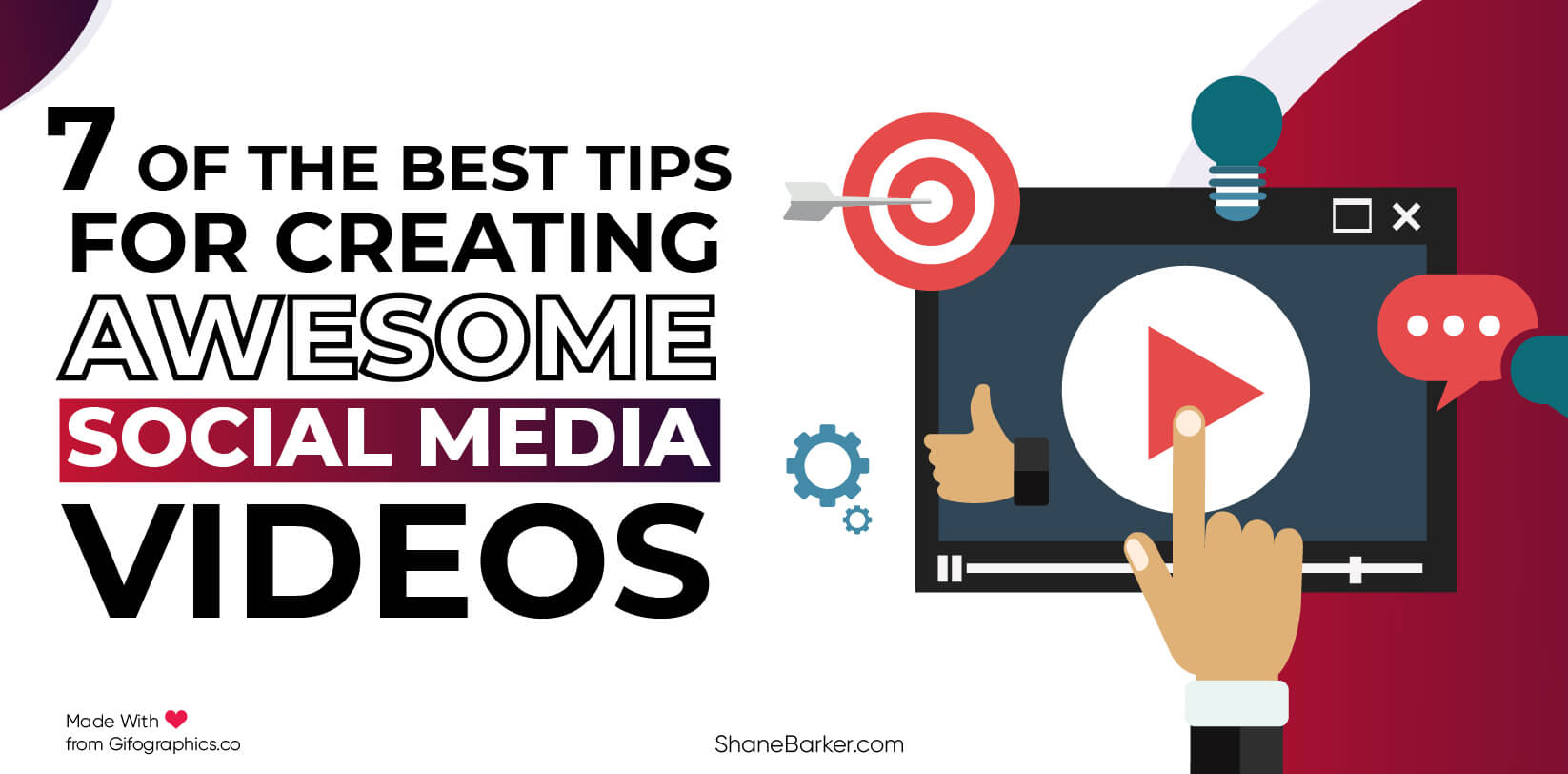 7 of the Best Tips For Creating Awesome Social Media Videos