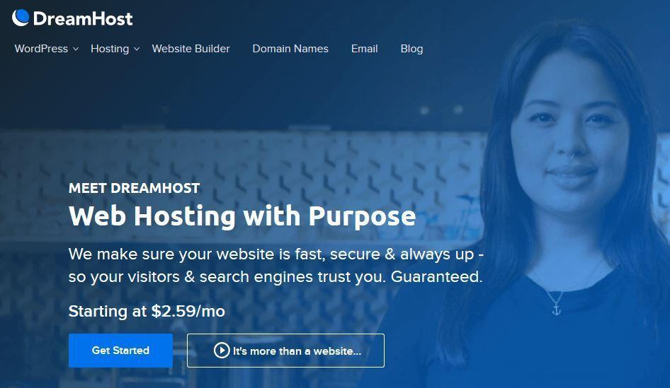 DreaHost-Web-Hosting-Company