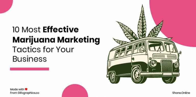 10 Most Effective Marijuana Marketing Tactics for Your Business