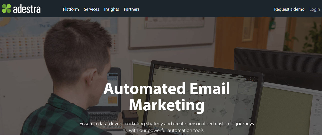 Adestra Email Marketing Automation