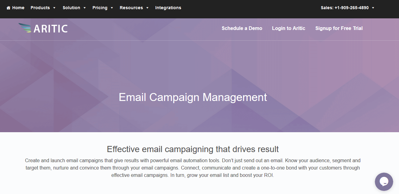 Airtic Email Marketing Automation