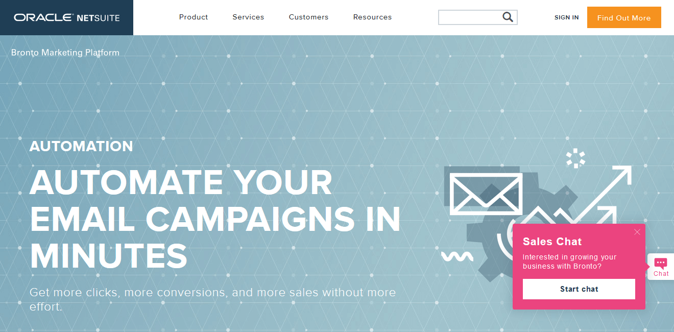 Bronto Email Marketing Automation