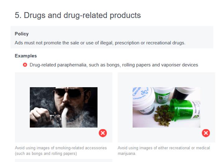 CBD Ads Cannabis Marketing