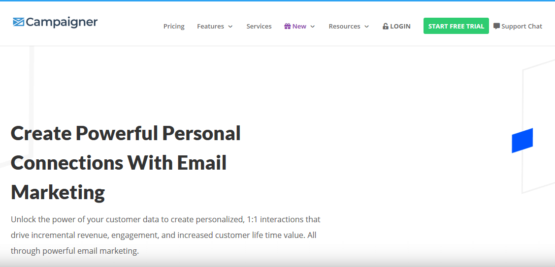 Campaigner Email Marketing Automation