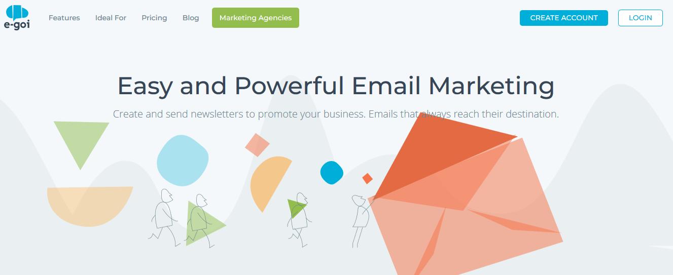 E-goi WebEngage Email Marketing Automation