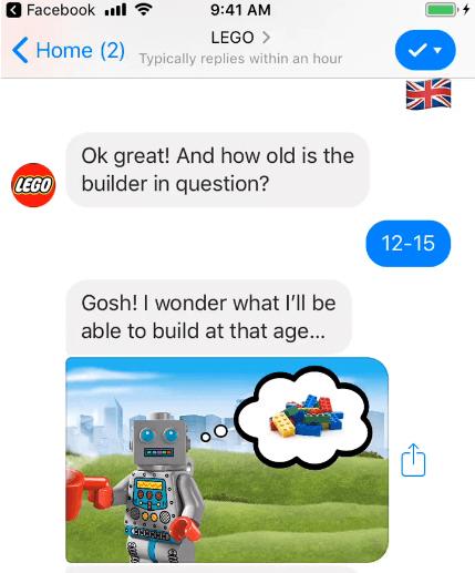 Edelmandigital chatbot examples