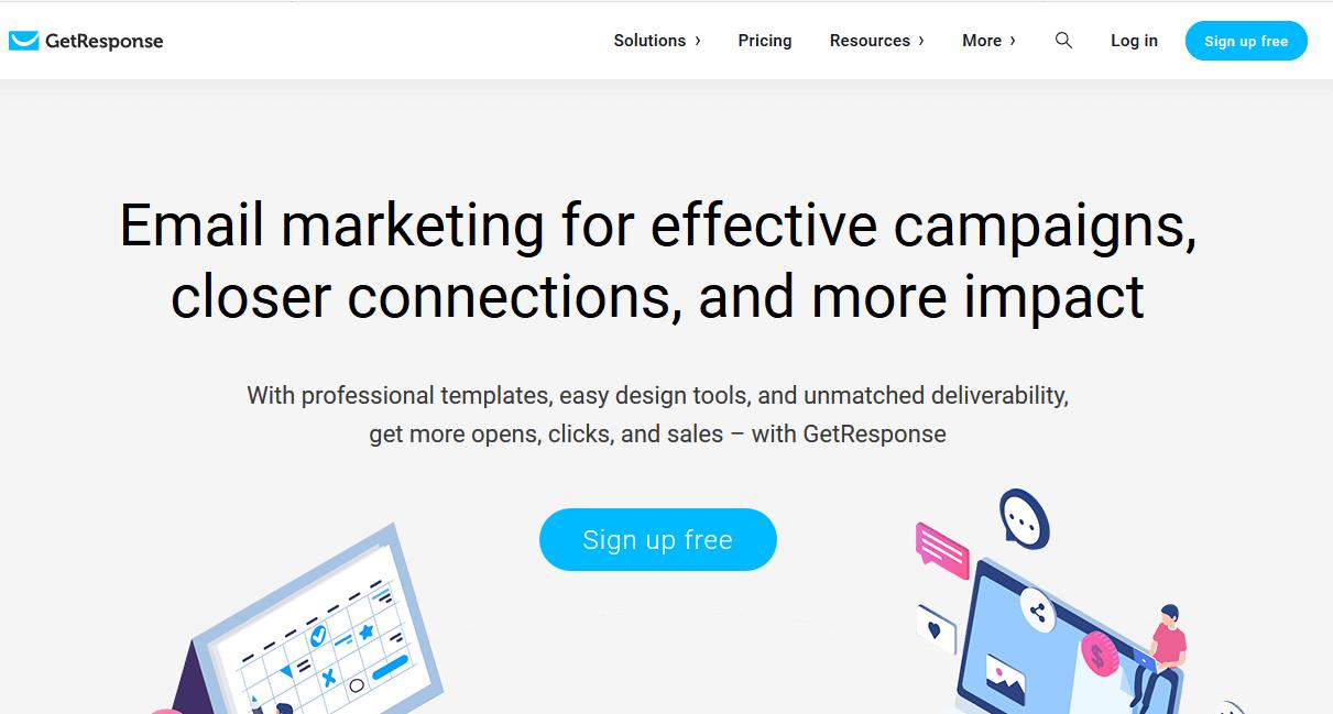 GetResponse Email Marketing Automation