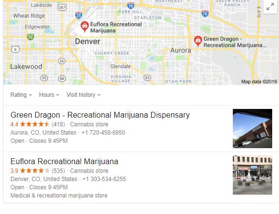 Google Marijuana Marketing Tactics