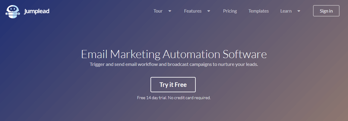 Jumplead Email Marketing Automation