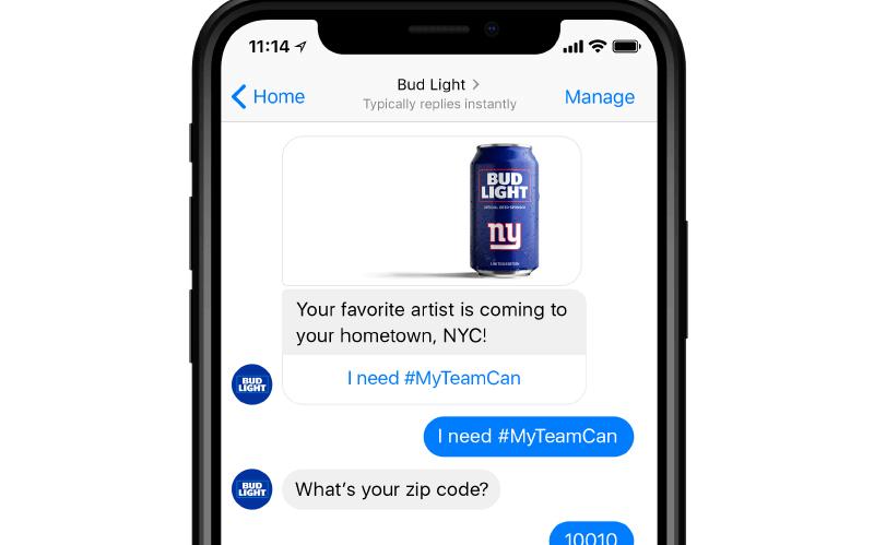 Listmyai chatbot examples