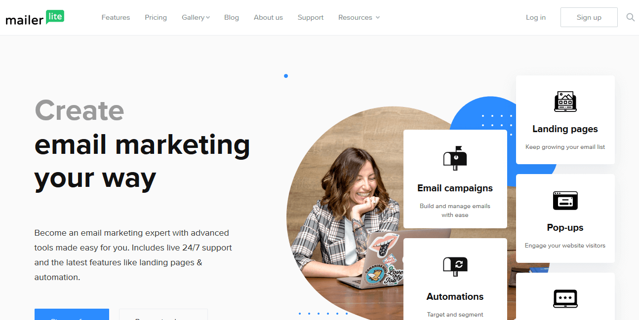 Mailer Lite Email Marketing Automation