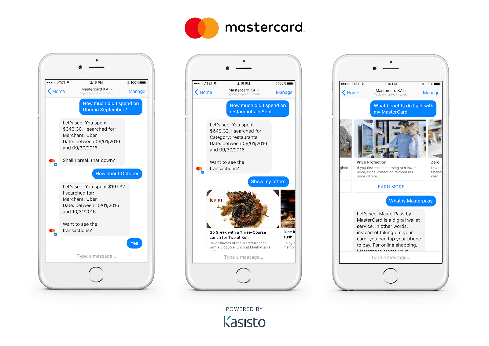 Mastercard What Is a Chatbot