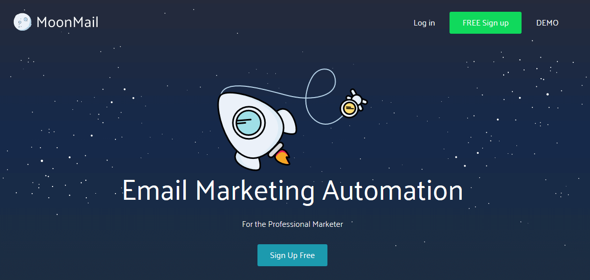 MoonMail Email Marketing Automation