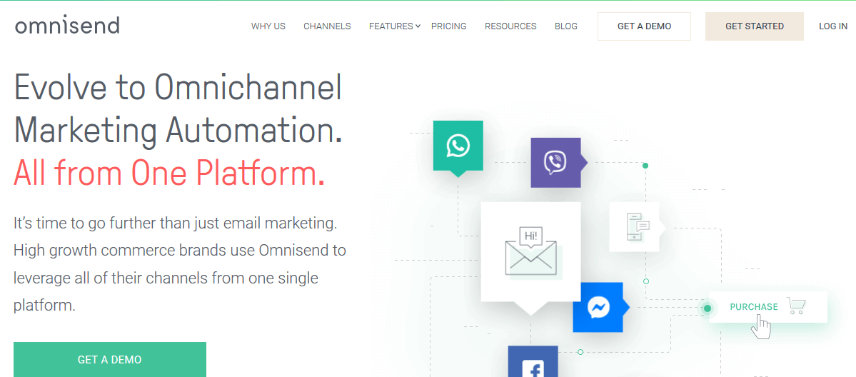 Omnisend Email Marketing Automation