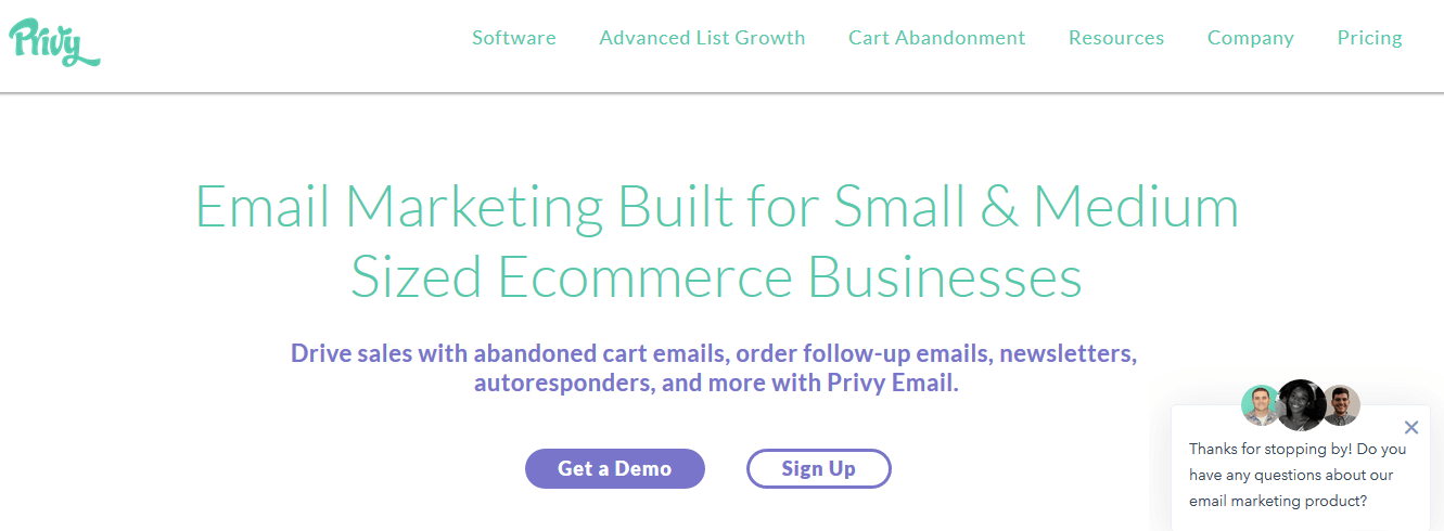 Privy Email Marketing Automation
