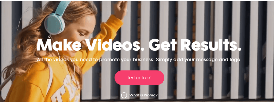 Promo Social Video Making Tools