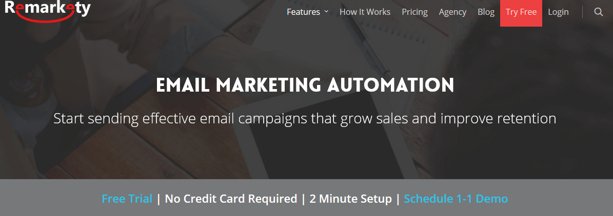 Remarkety Email Marketing Automation