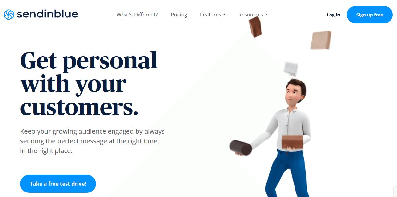 Sendinblue Ontraport Email Marketing Automation