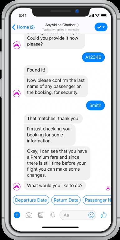 Twyla Online Chatbots