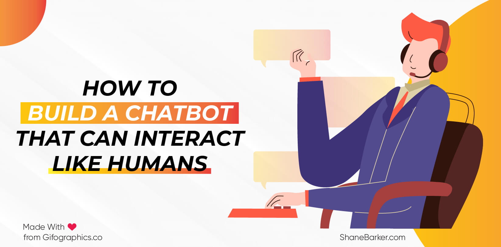 How to Build a Chatbot That Can Interact Like Humans