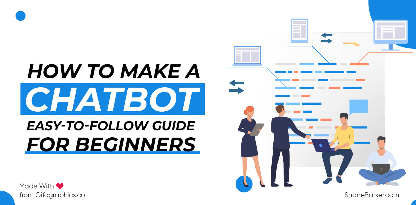 How to Make a Chatbot Easy-to-Follow Guide for Beginners