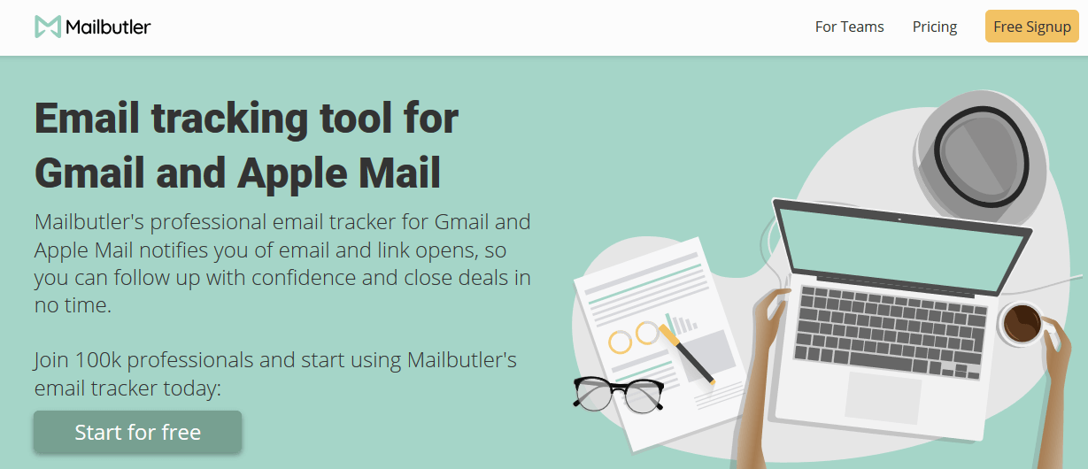 Mailbutler Email Tracking Software