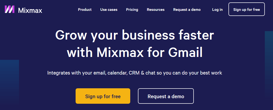 Mixmax Email Tracking Software