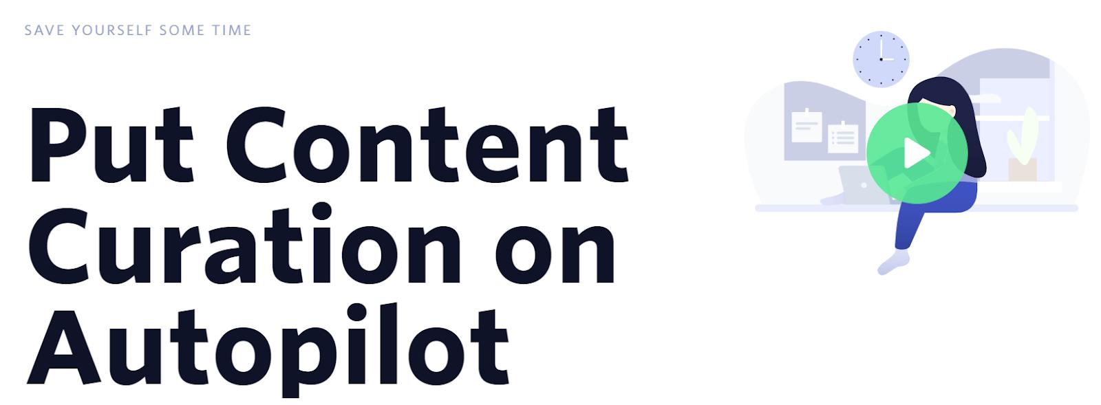 Quuu Content Curation Tools