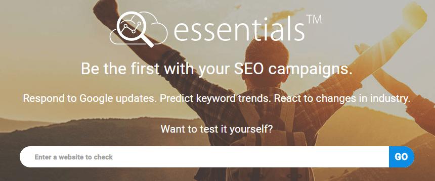 Searchmetrics Essentials SEO Tools