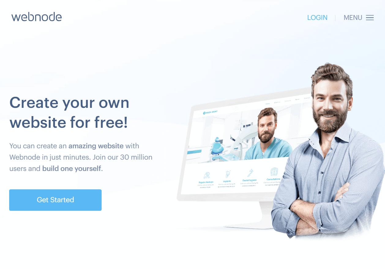 Webnote Best Website Builder