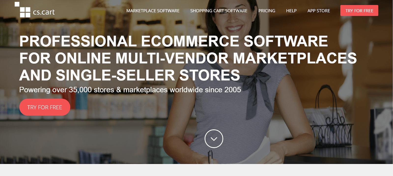 CS-Cart Best eCommerce tools