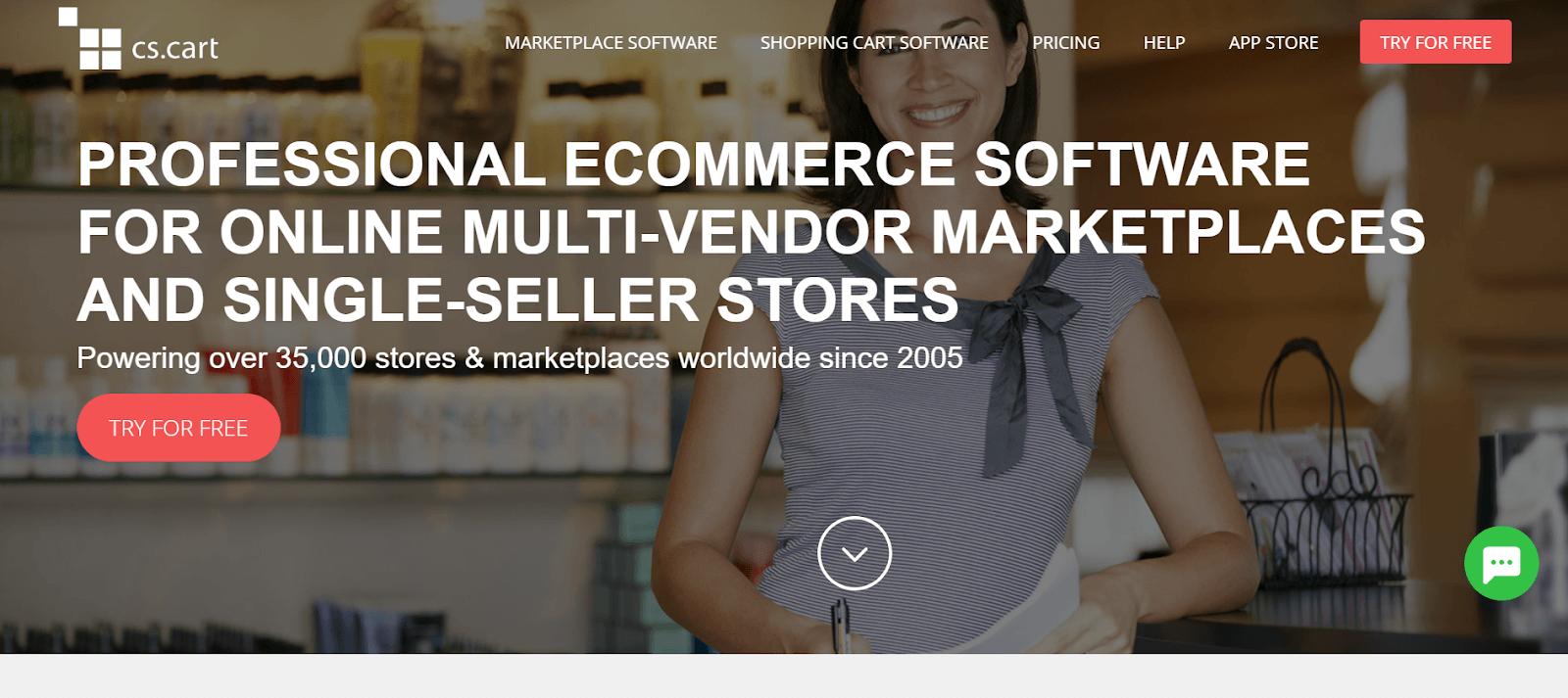 CS-Cart Ecommerce Platforms