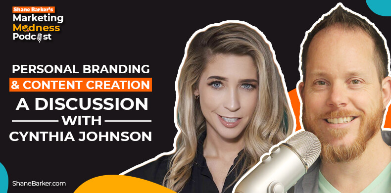 Personal Branding & Content Creation – A discussion with Cynthia Johnson
