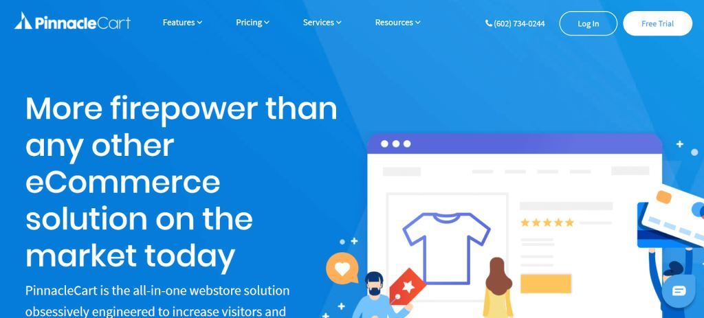 PinnacleCart-Ecommerce-Platforms