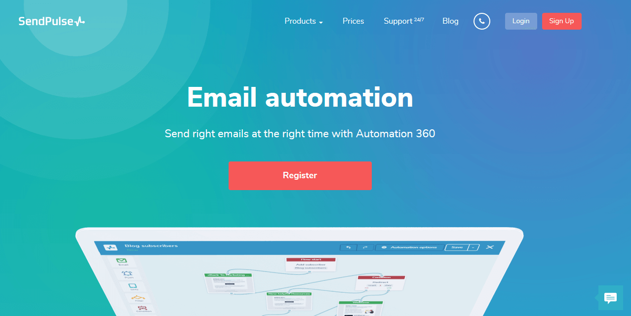 SendPulse Constant Contact Alternatives
