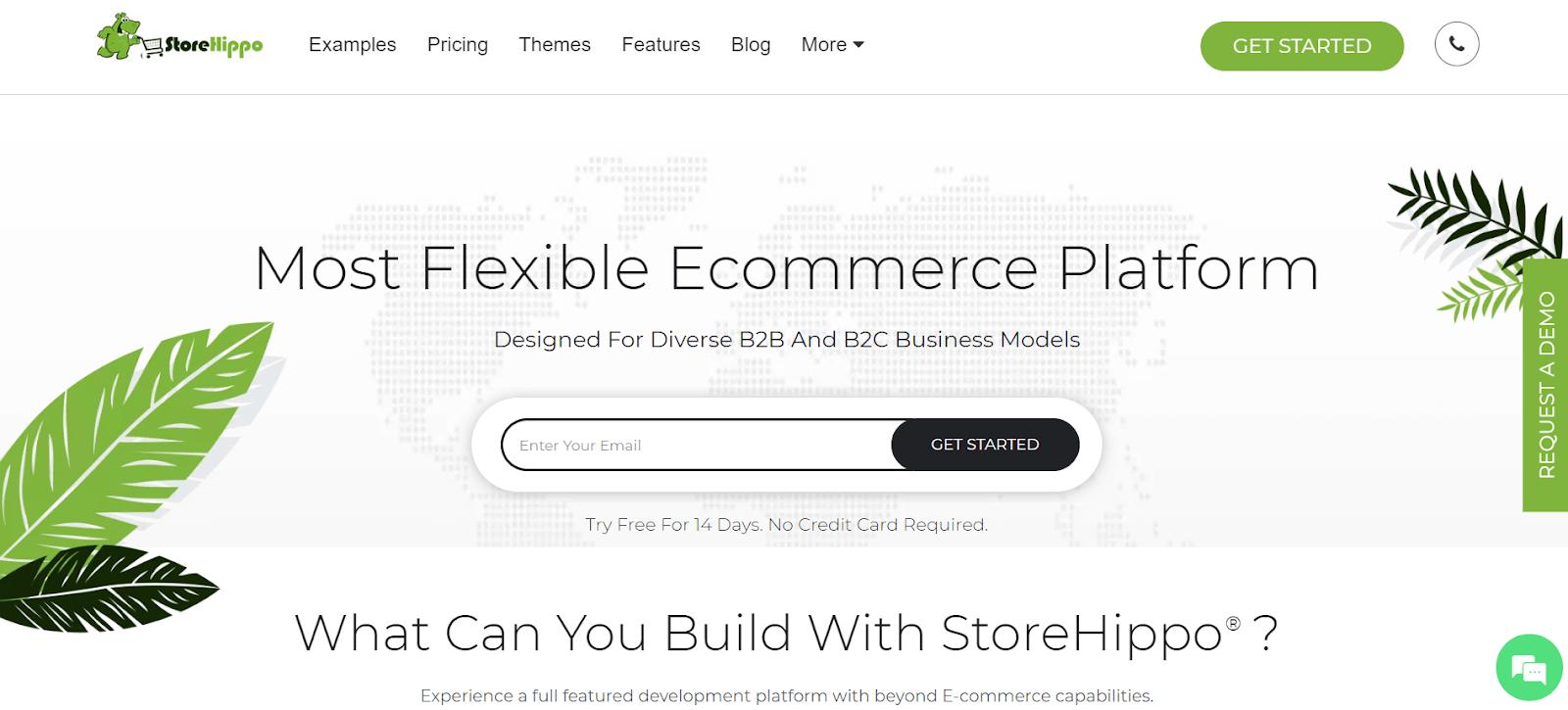 StoreHippo Ecommerce Platforms